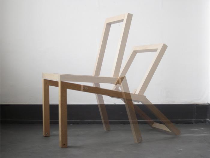 OKA Chairs by Reinier de Jong 1