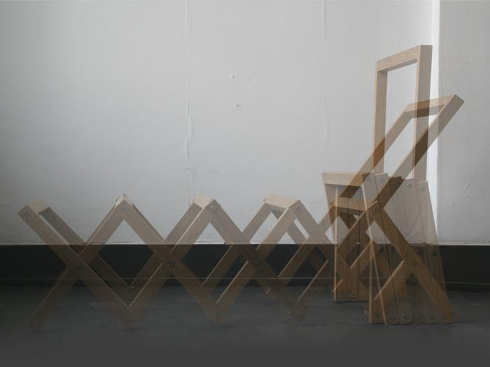 OKA Chairs by Reinier de Jong 2