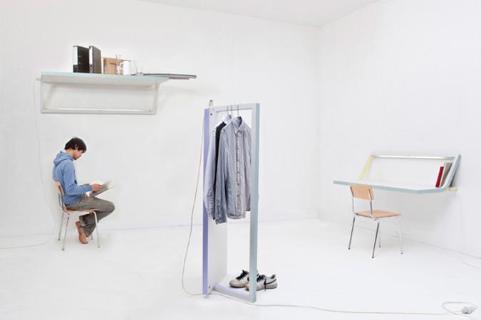 Panel Furniture System 1