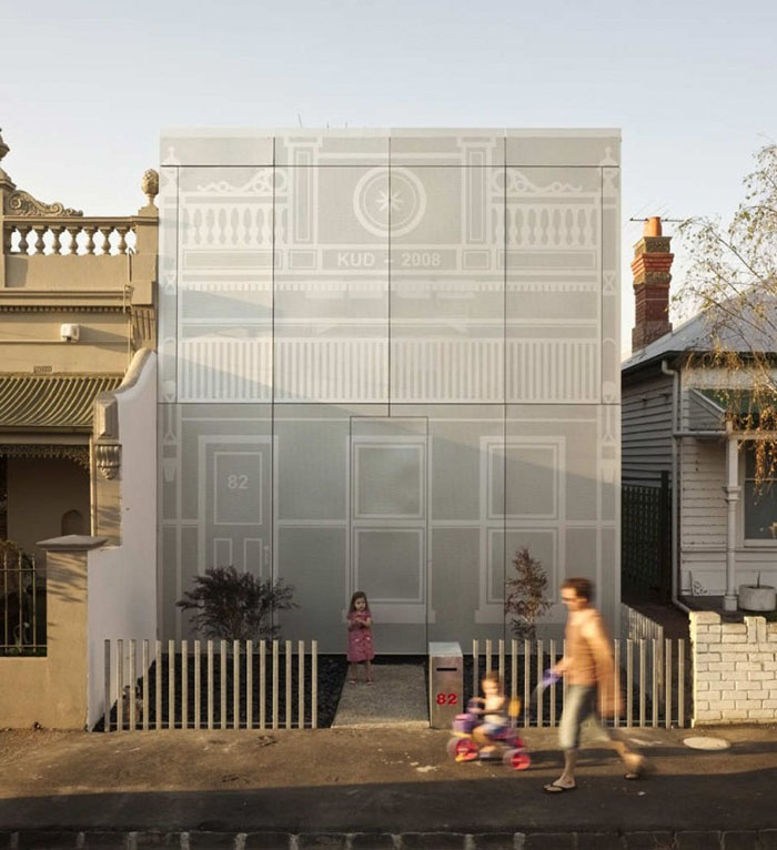 Perforated House 4