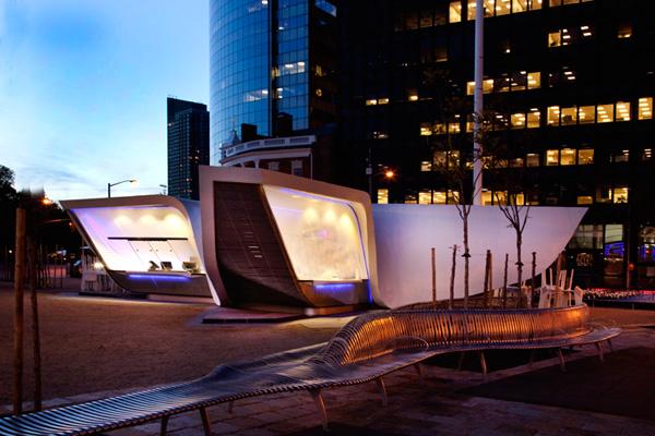 New Amsterdam Plein and Pavilion 2