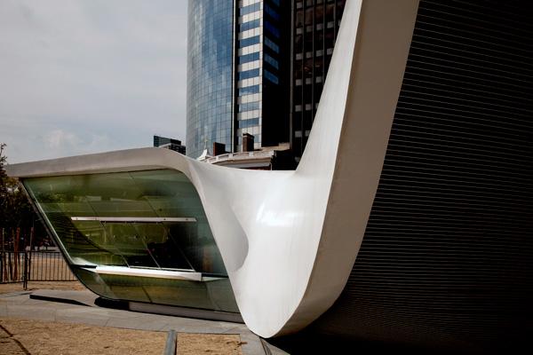 New Amsterdam Plein and Pavilion 4