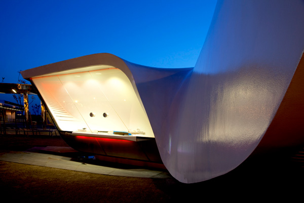 New Amsterdam Plein and Pavilion 5
