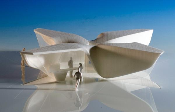 New Amsterdam Plein and Pavilion 6