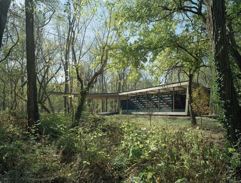 Ruth Lilly Visitors Pavilion 3