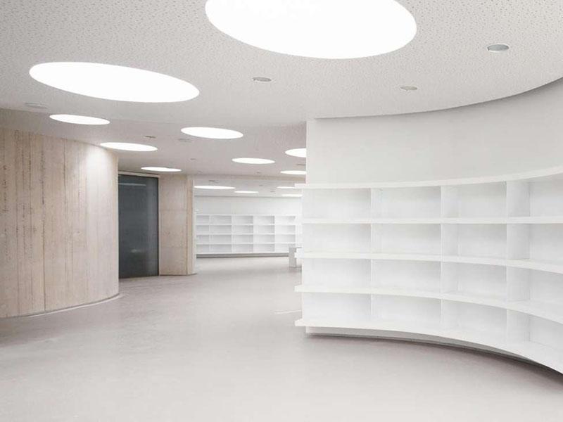 Sant Josep Library by Ramon Esteve 3
