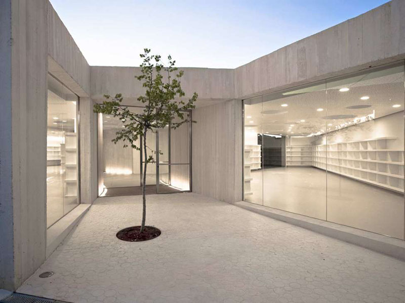 Sant Josep Library by Ramon Esteve 5