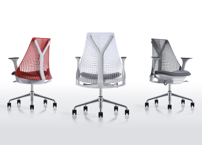 Sayl Chairs By Yves Behar For Herman Miller
