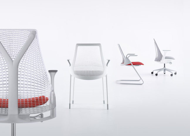 SAYL Chairs by Yves Behar 3