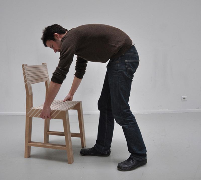 Triplette Chair 3