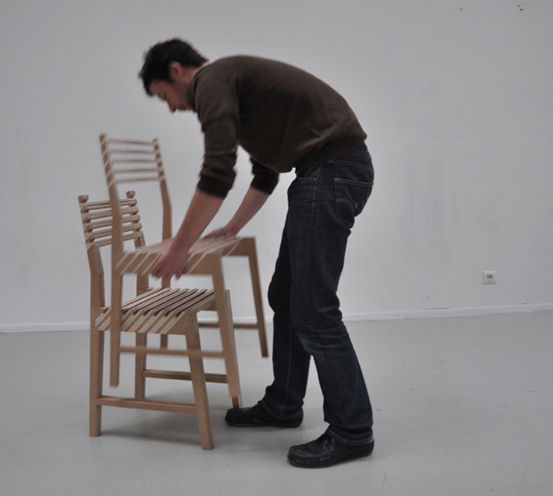 Triplette Chair 1