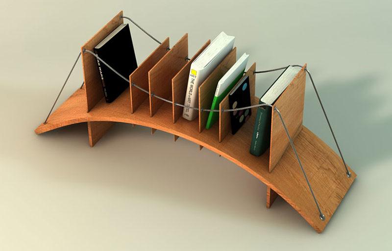 Bosforus bookcase 2