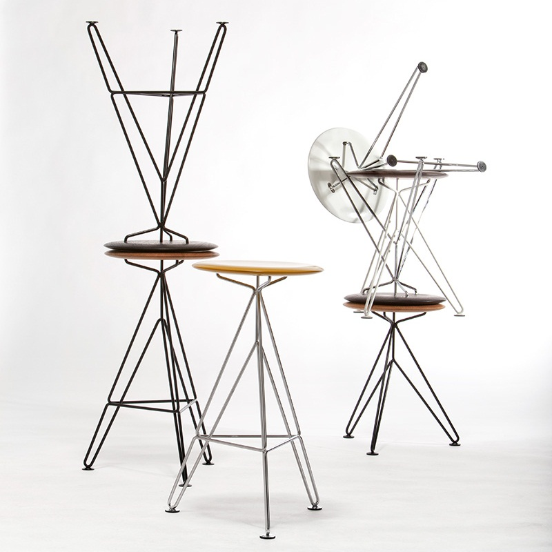 SuperSputnik Stool 2
