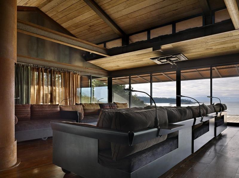 Shadowboxx House By Olson Kundig Architetcs