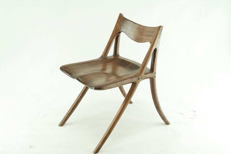 A Chair by Canadian Woodworks 1