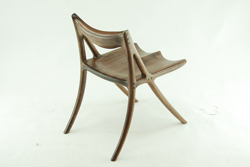 A Chair by Canadian Woodworks 6
