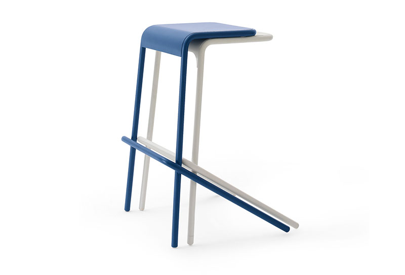 Alodia Stackable Stool Collection 2