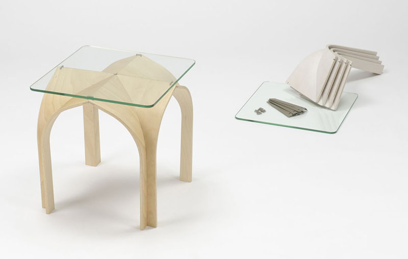 Cathedral Low Table 1
