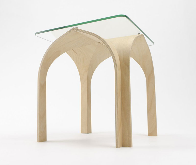 Cathedral Low Table 2