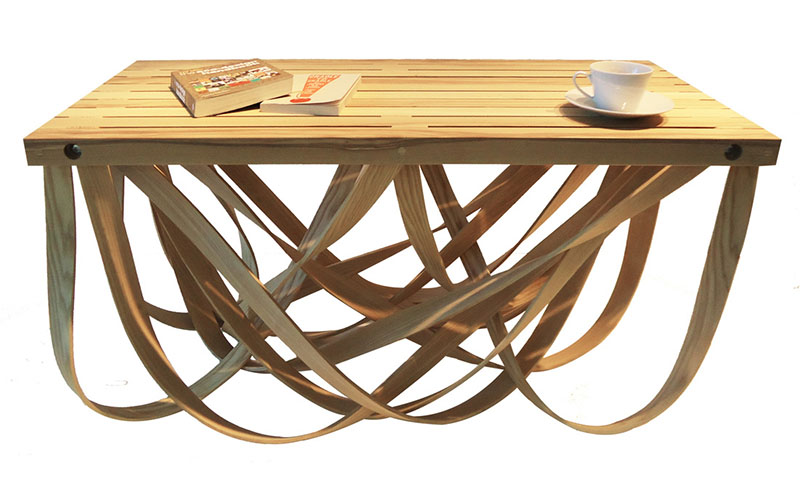 Florence Table by Yvette Cox