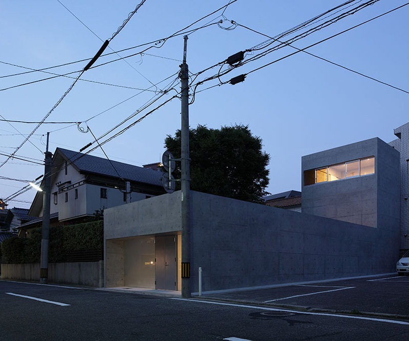 House in Ropponmatsu 11
