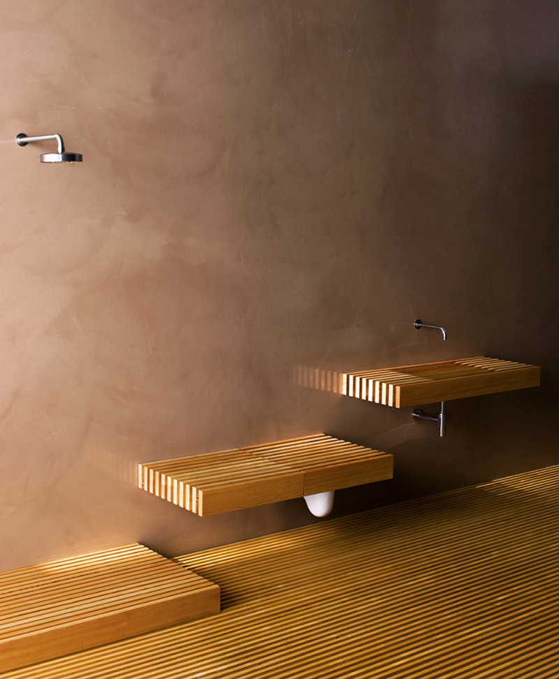 Invisible Bathroom Furniture Collection 5