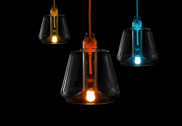 Knot Pendant Lamp 1