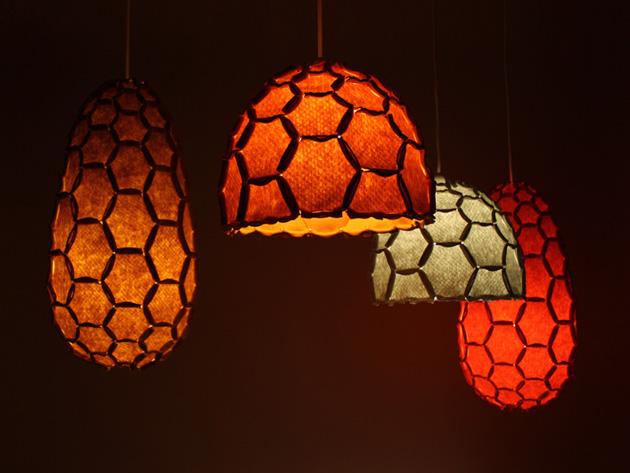 Nectar hanging Lampshade 1