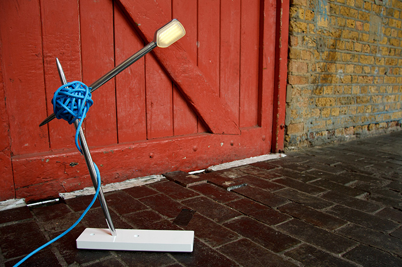 Needle lamp 3