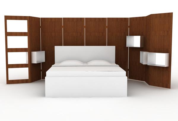 Parawall Room Divider 4