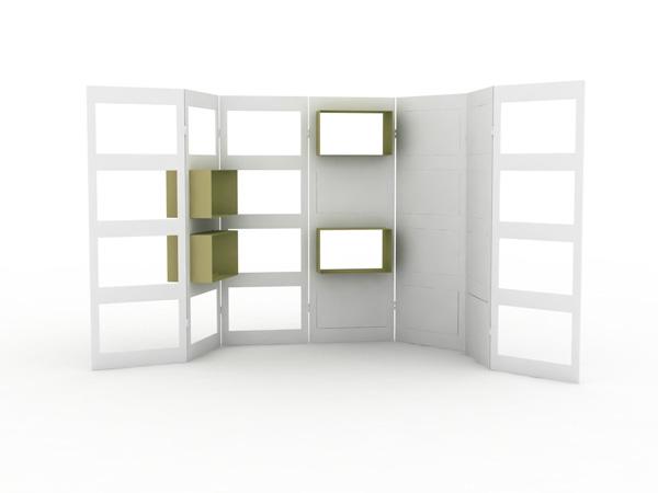 Parawall Room Divider 5