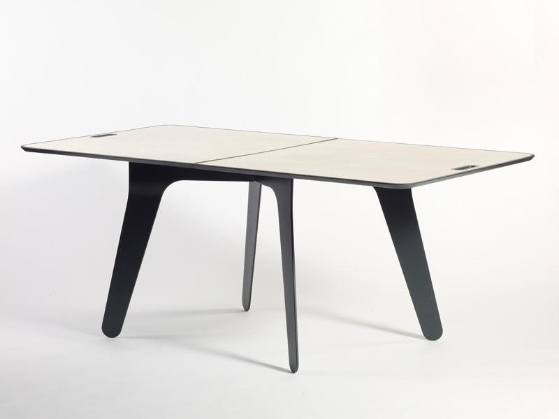 Pop-Up Table by Brynjar Sigurðarson