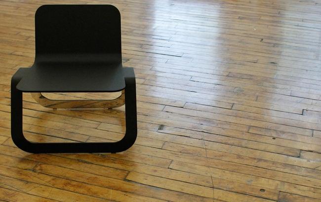 Pow Pow Chair by Marius Myking 1