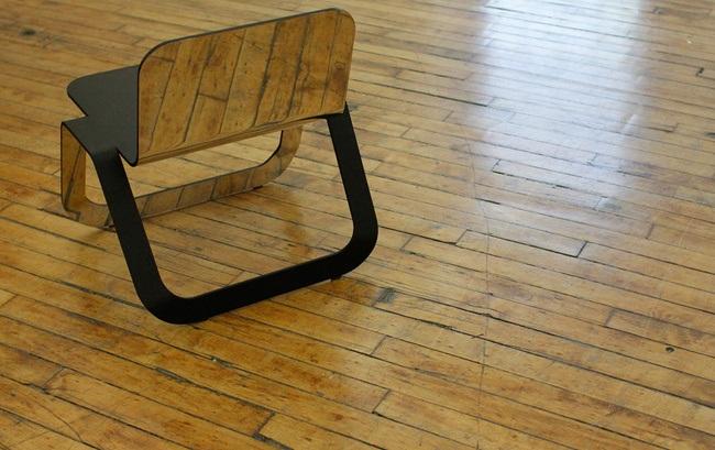 Pow Pow Chair by Marius Myking 2