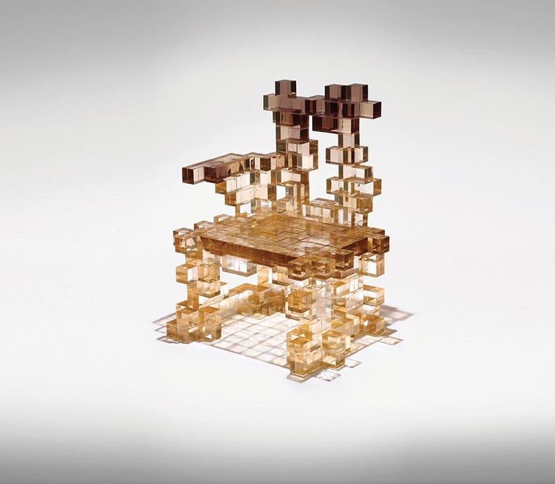 Presenze Chair 1