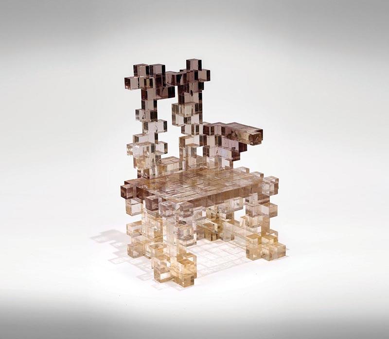 Presenze Chair 3