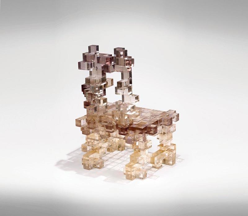 Presenze Chair 4