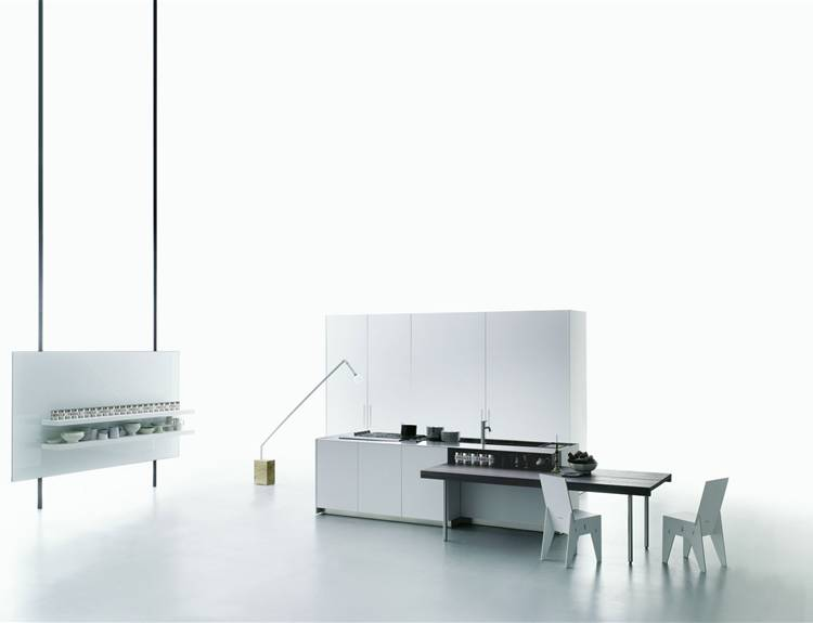 Aprile Kitchen by Piero Lissoni for Boffi