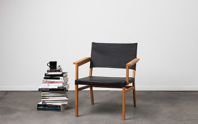 Frame Easy Chair by A2 Designers