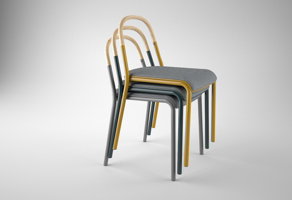 Bistro Chair 3