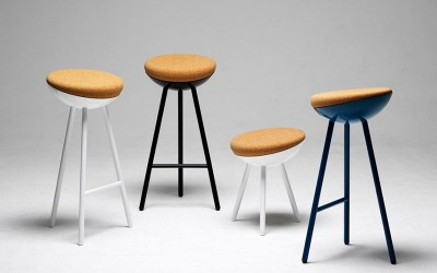 Boet Stool by Note Design Studio
