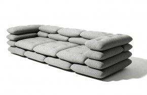 Brick Sofa Collection by KiBiSi for Versus