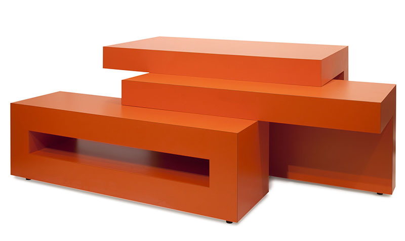 Cantilever Tables 5
