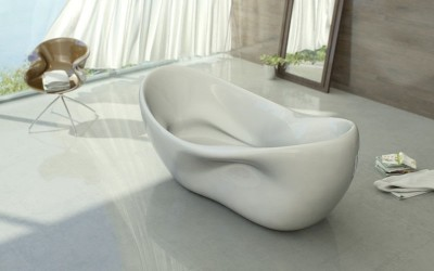 Modern Bathtub Charme by Nuvist