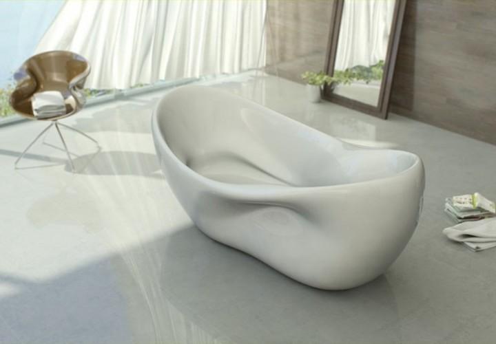 Modern Bathtub Design Charme