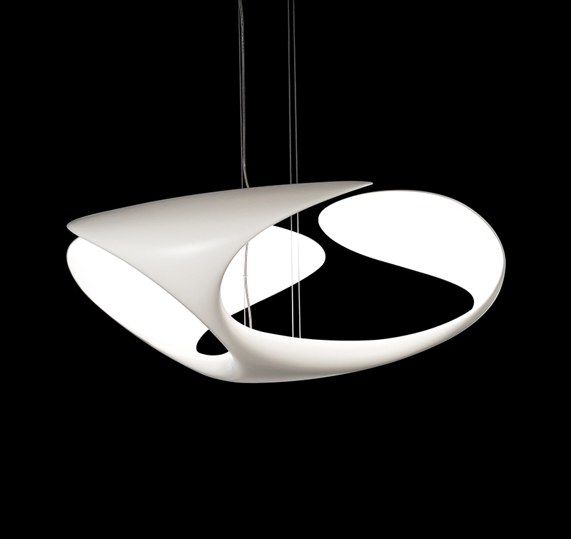 Clover Suspended Lamp 3