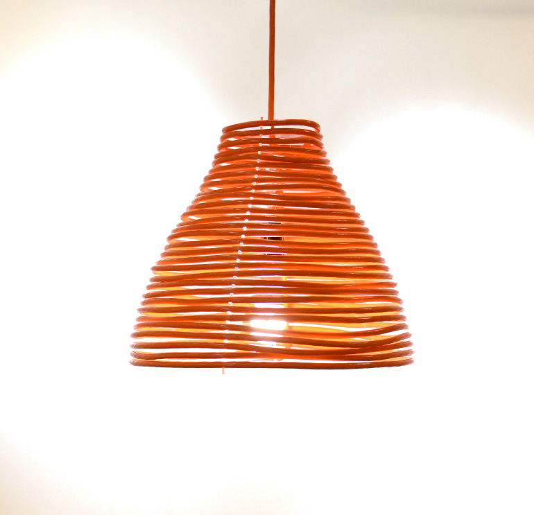 Coil Pendant Lamp 1