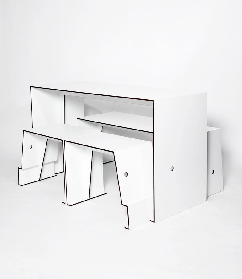 Compact Furniture Set