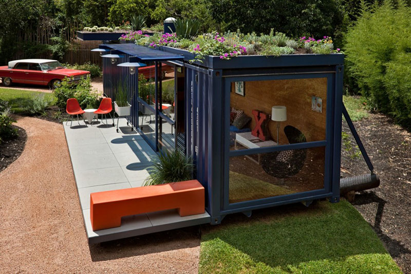 Container Guest House 3