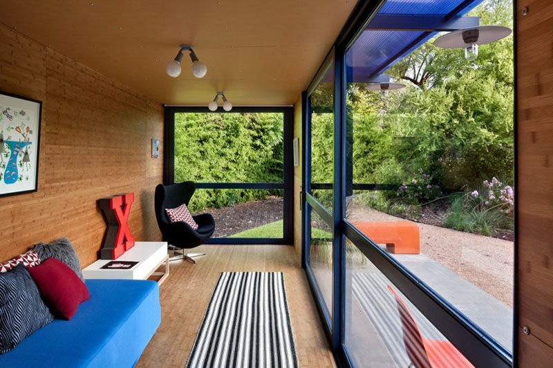 Container Guest House 7